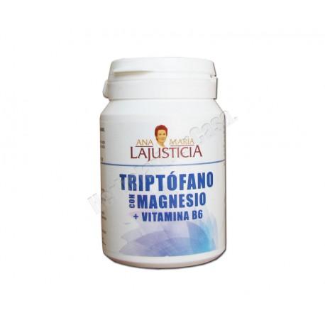 Triptofano con Magnesio y Vit. B6 Ana Maria Lajusticia 60 comprimidos