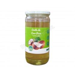 Aceite de Coco puro alimentario 600ml 1ª presión en frío. Granadiet