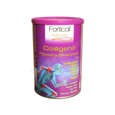 Colágeno Péptidos Bioactivos 300 gramos. Forticoll Natugreen