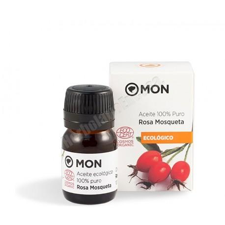 Aceite ecológico 100% puro de Rosa Mosqueta 30 ml. Mondeconatur