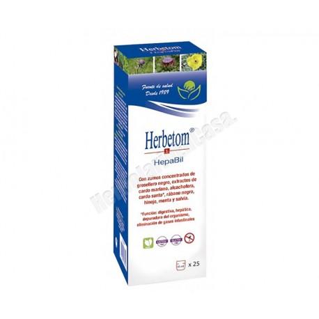 Herbetom 1 Hepabil 250ml. Bioserum