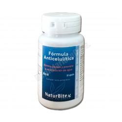 Fórmula Anticelulítica 60 cápsulas. Naturbite