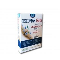 Oseomax Forte, vitamina K2 y vitamina D3. Nature Essential