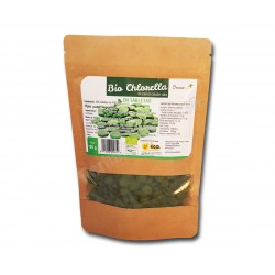 Chlorella Bio 300 comprimidos de pared celular rota. Dream Foods