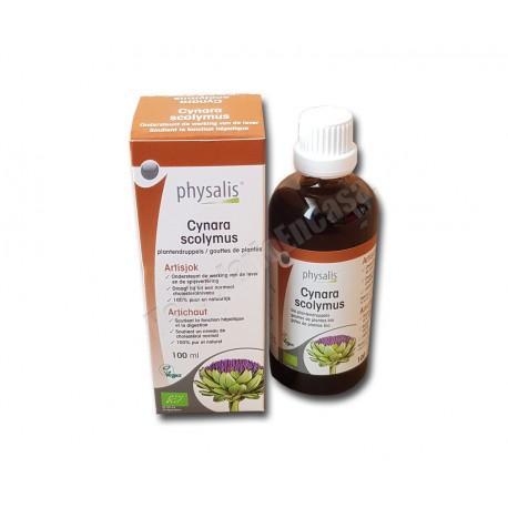 Alcachofa extracto hidroalcohólico biológico 100ml. Physalis