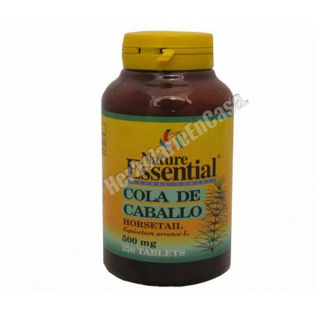 Cola de caballo 250 comprimidos 500 mg - Nature Essential