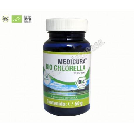 BIO ALGA CHLORELLA 150 COMPRIMIDOS - MEDICURA NATURPRODUKTE AG - 150 COMPRIMIDOS