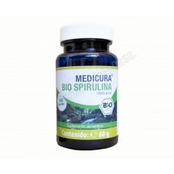 BIO ALGA ESPIRULINA 150 COMPRIMIDOS 400mg. Ecológica. Medicura