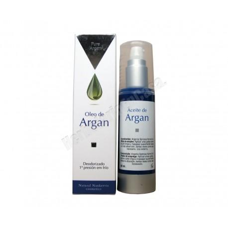 Aceite de Argan puro 50ml. 1ª presión en frío deodorizado