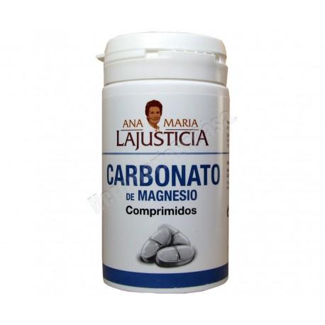 Carbonato de magnesio 75 comprimidos - Ana Maria La Justicia