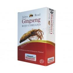 Jalea Real y Ginseng Rojo Coreano 20 ampollas - Granadiet