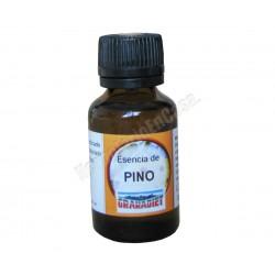 Pino - Aceite esencial natural 17ml - Apto para uso alimentario