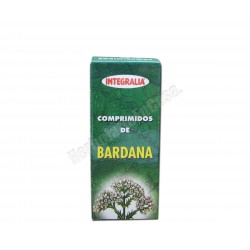 Bardana 60 comprimidos de 500mg. Integralia