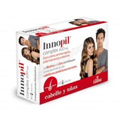 Innopil complex 600mg con L-cistina, serenoa repens, ácido hialurónico y vitaminas. Nature Essential