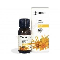 Aceite corporal de Árnica con aceites esenciales 60 ml. Mondeconatur