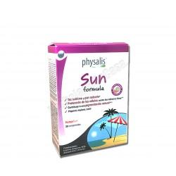 Sun Formula con SOD B Primo-antioxidant. Physalis