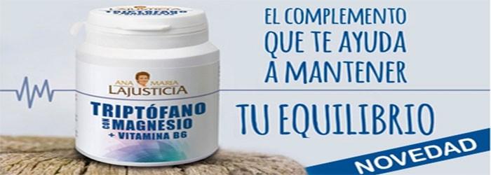 Triptofano con magnesio de Ana Maria Lajusticia